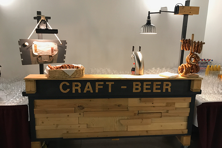 PaCoS-Catering Fassbier & Craft Beer