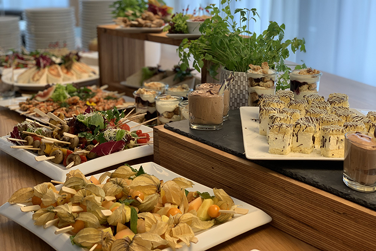 PaCoS-Catering Fingerfood & Buffets